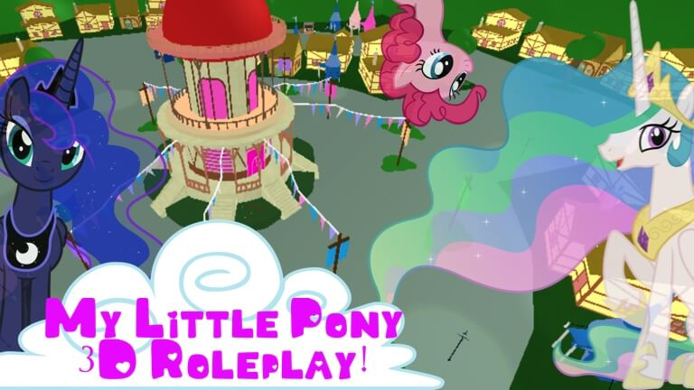 My Little Pony Roleplay Roblox Gamemode