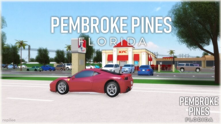 Pembroke Pines FL Roblox Gamemode