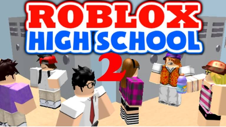 Roblox high school 2 Roblox Gamemode