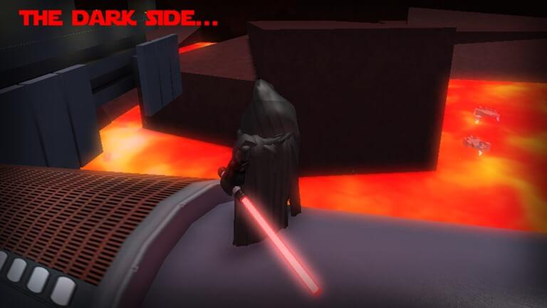 Star Wars Awakening Roblox Gamemode