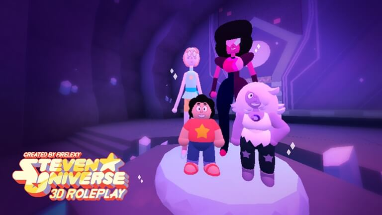 Steven Universe Roleplay Roblox Gamemode